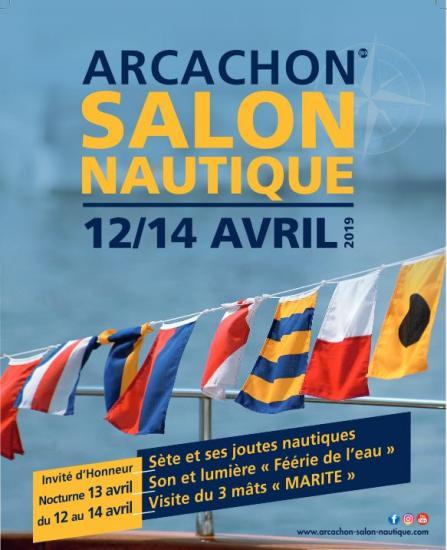 20190412 salon nautique arcachon