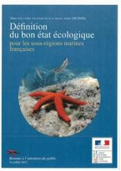 PAMM - brochure définition bon etat écologique